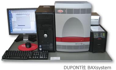 サルモネラ(DUPONT社 BAXsystem)